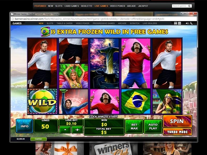 online casino winner spiel slots online